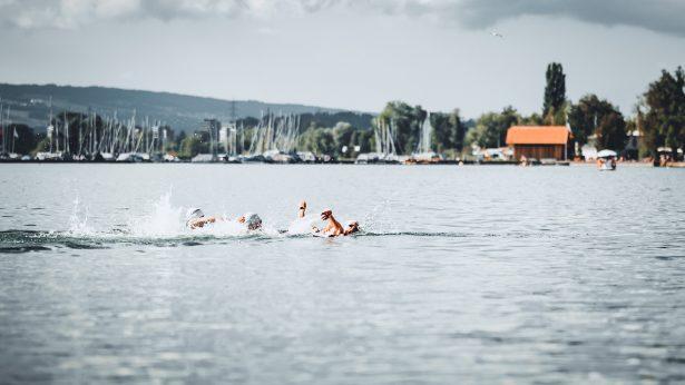 Stellungnahme zur verkürzten Schwimmstrecke: